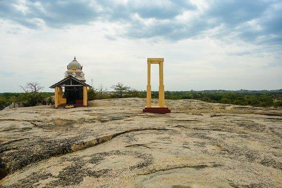 Tour to Okanda Malai