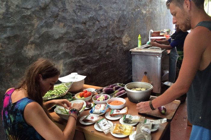 Cooking Class with local Women