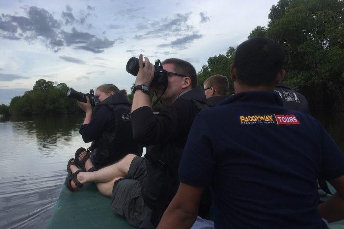 Pottuvil Lagoon Tour