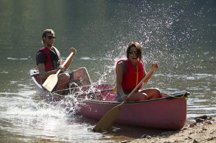 Kayaking at Pottuvil Lagoon